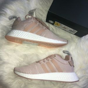 5e74012a0668c adidas Shoes - adidas Originals NMD R2 W Ash Pearl Running Shoes